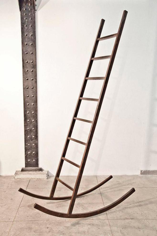 Voluntad de Poder, 2013 / Bronce fundido  / 230 x 60 x 135 cm