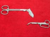 Apertura, 2014 - 2015 / Handmade scissors of steel / Variable dimensions