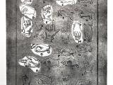Abstinencia (democracia), 2011 / Etching on paper  / 63 x 50 cm