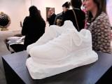 Análisis de la belleza, 2010 / Mármol blanco de Carrara / Dimensiones variables